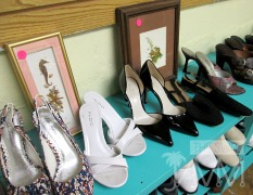 Shoes for men and women, so many styles and brands!