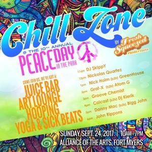 PeaceDayChillZone